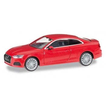 Herpa 038669 Audi A5 Coupe, rood