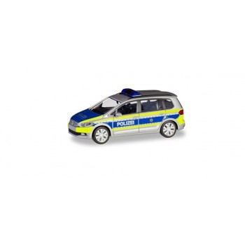 Herpa 094887 VW Touran Polizei NRW