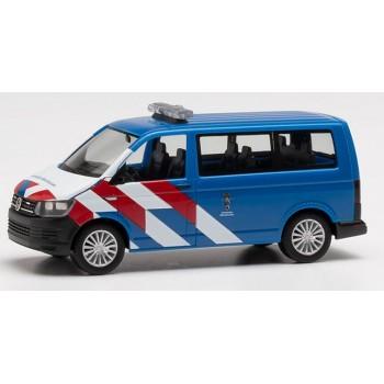 Herpa 941891 Volkswagen T6 Koninklijke Marechaussee *** Nieuwe Striping***