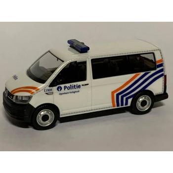 Herpa 941914 Volkswagen T6 Politie/Police België