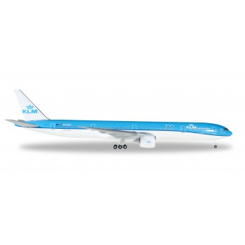 Herpa 529297001 Boeing 777-300ER KLM 100 jaar
