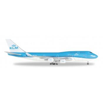 Herpa 529921002 Boeing 747-400 KLM 100 jaar
