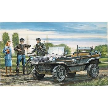 Italeri 0313 Kfz.69 Schwimmwagen 1:35