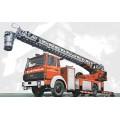 Italeri 3784 IVeco Magirus DLK 26-12 Brandweer ladderwagen