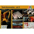 Italeri 3854 Truck Accessories - Set II