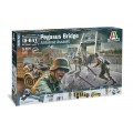 Italeri 6194 PEGASUS BRIDGE - D.Day 75°Ann.1944-2019 - BATTLE SET