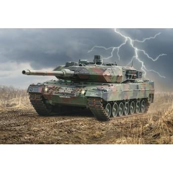 Italeri 6567 Leopard 2A6 1:35 (nederlandse decals) ***Aanbieding***