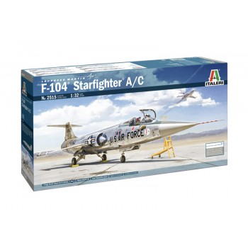Italeri 2515 F104 A/C Starfighter 1:32