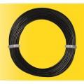Viessmann 6860 Rol draad 10m 0,14mm2 kern zwart