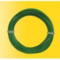 Viessmann 6866 Rol draad 10m 0,14mm2 kern groen