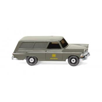 "Wiking 007147 Opel Rekord '60 Caravan ""DB"""